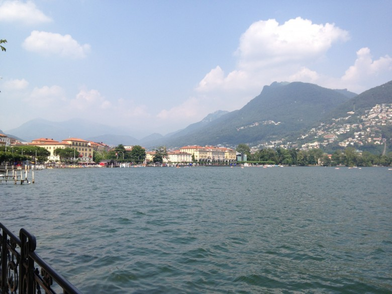 Cycling in Lugano