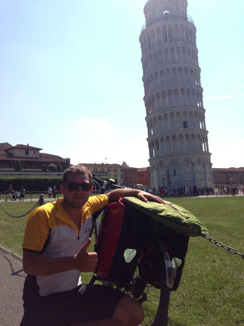 Cycle to Pisa