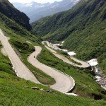 Cycling the St Gotthard Pass