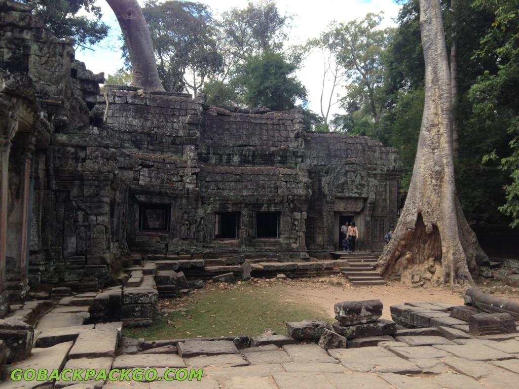 Angkor wat Tomb Raider Temple
