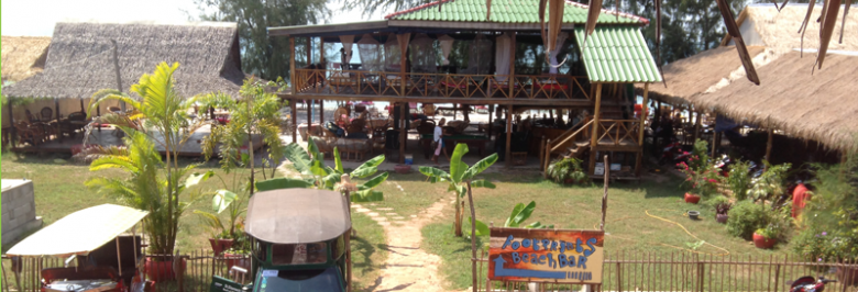 footprints hostel Sihanoukville