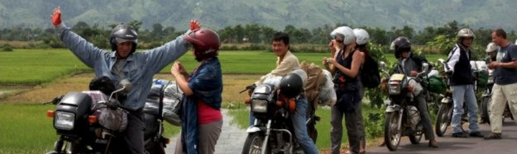 Easy riders vietnam