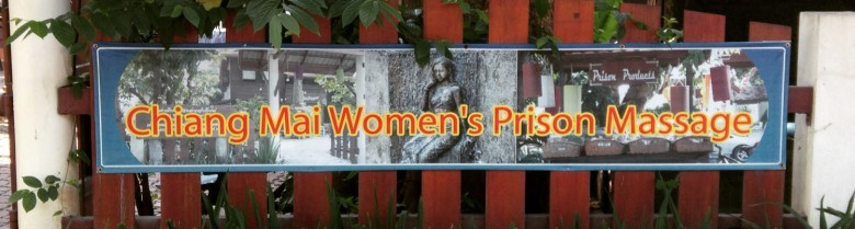 Womens prison massage Chiang Mai