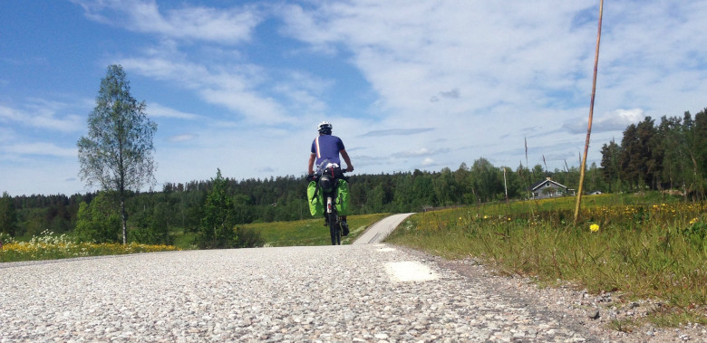 Cycling Stockholm Olso