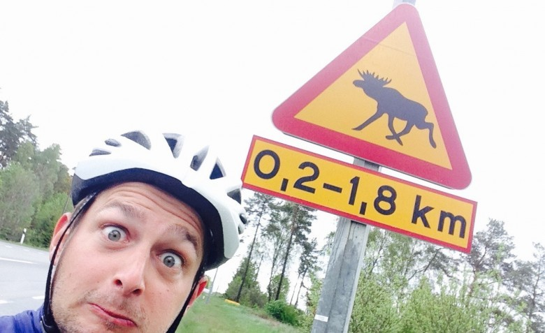 Cycling in Sweden