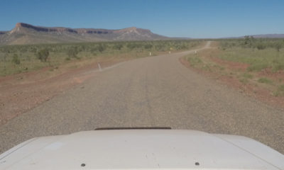 Driving Gibb river road