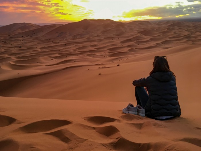 Sunset Desert Tour in Morocco