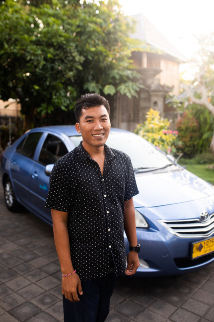 Best Personal driver Bali
