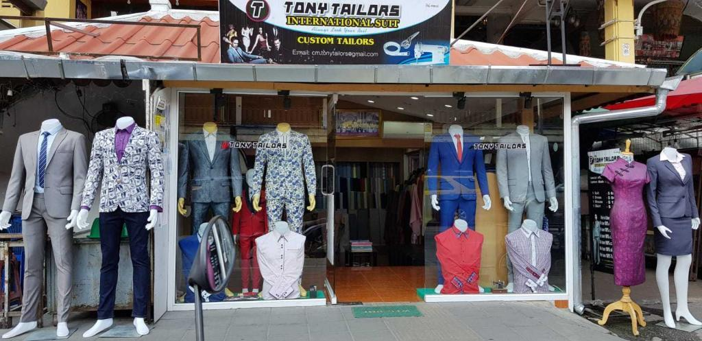 Best Custom Tailor Chiang Mai Thailand